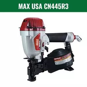 MAX SuperRoofer CN445R3 Roofing Coil Nailer