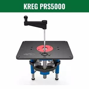 KREG PRS5000 Precision Router Lift