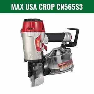 MAX USA CORP SuperSider CN565S3 Siding Coil Nailer