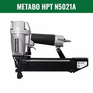 Metabo HPT N5021A Pneumatic Stapler