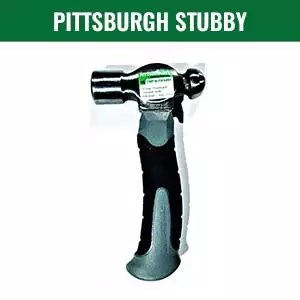 Pittsburgh Stubby Ball Pein Hammer