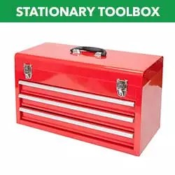 Stationary Toolboxes with Drawers