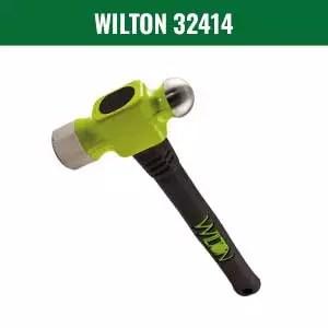 Wilton 32414 14″ Ball Peen Hammer