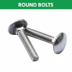 round bolts