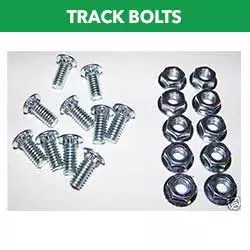 track bolts