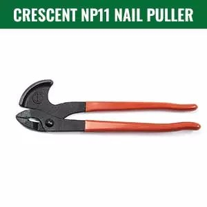 Crescent NP11 Nail Puller Pliers