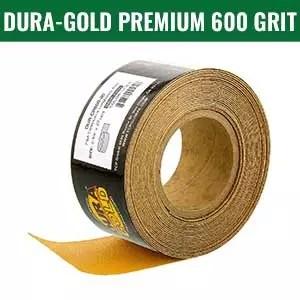 Dura-Gold Premium Sandpaper
