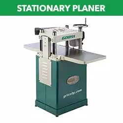 Stationary Planer