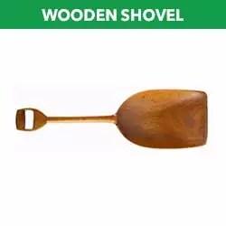 Wooden Shovel
