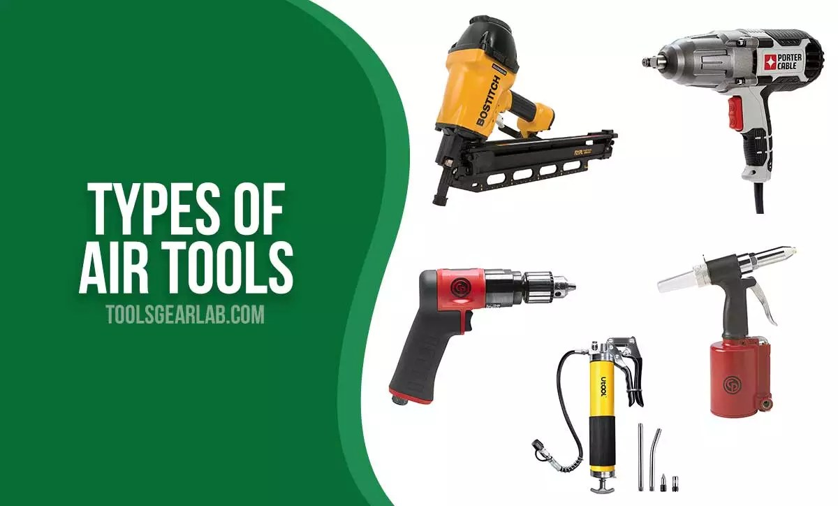 types of air tools