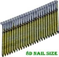 8d nail size