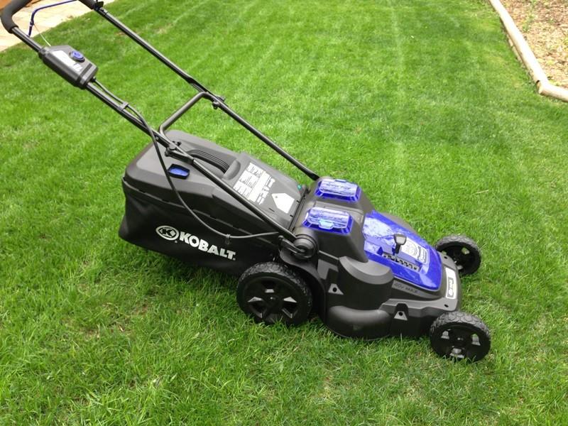 Kobalt 40v Lawnmower Cut Report Tools In Action Power Tool Reviews