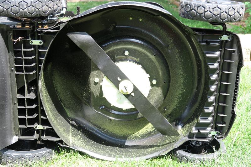 Kobalt Lawn Mower An 80v Cordless Mower