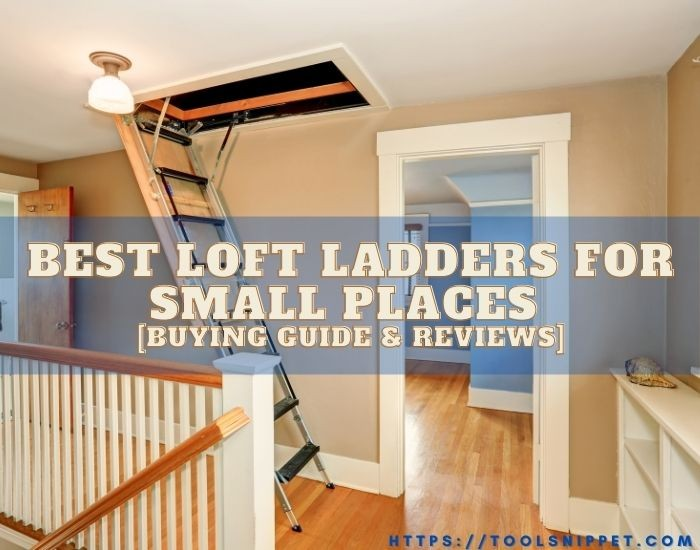 loft ladders for small places