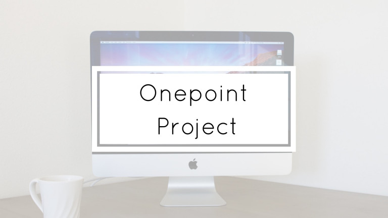 onepoint project Portfolio