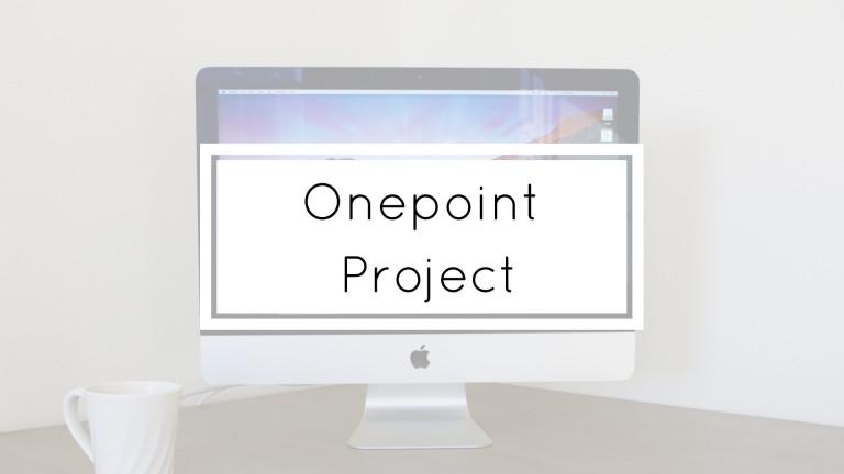 onepoint project Portfolio