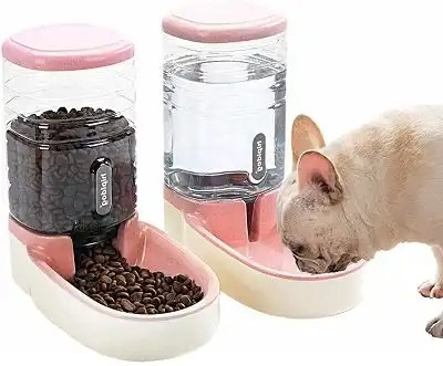 UniqueFit Pets Cats Dogs Automatic Waterer