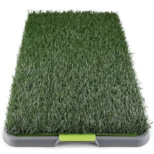 Dog Grass Pee Pad Potty - Artificial Grass Patch for Dogs - Pet Litter Box Training Pads