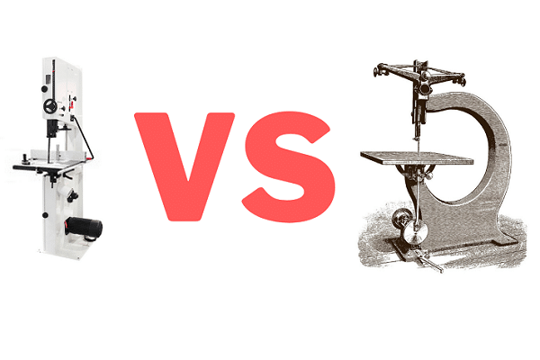 Band Saw vs Scroll Saw feature image