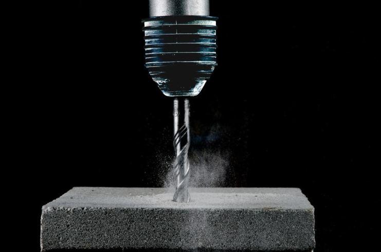 concrete drill bit