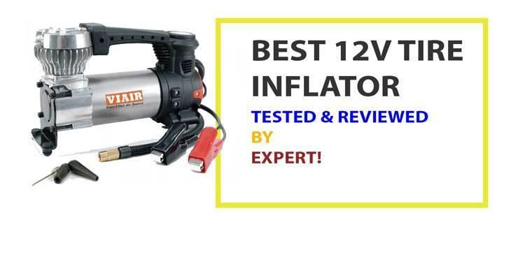 Best 12v Tire Inflator