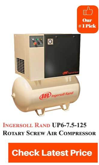Best Rotary Screw Air Compressor
