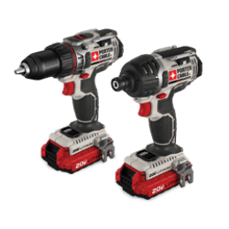 PORTER CABLE PCCK6002L2 20V MAX LITHIUM 2 TOOL COMBO review