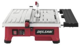 SKIL 7-Inch Wet Tile Saw with HydroLock