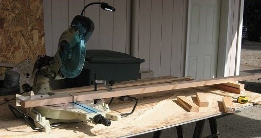 How to Use a Compound Miter Saw   7 Steps Beginner Guide
