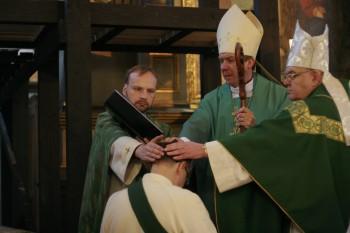 Preestriks õnnistamine Foto: Ingrid Mäsak