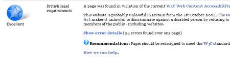 Silktide Sitescore