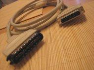 SCSI kaabel, lauapeal rullis