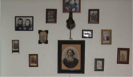 Pildid sibularestorani seinal