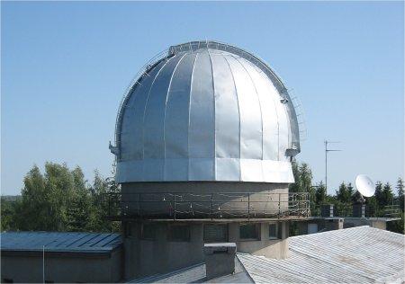 Tartu Observatooriumi kuppel