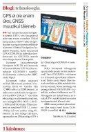 EPL: GPS ei ole enam üksi, GNSS muudkui täieneb