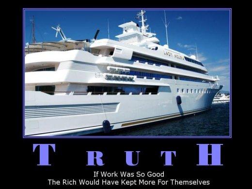 Demotivational: truth