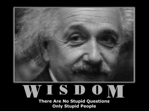 Demotivational: wisdom