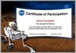 Marsi sertifikaat