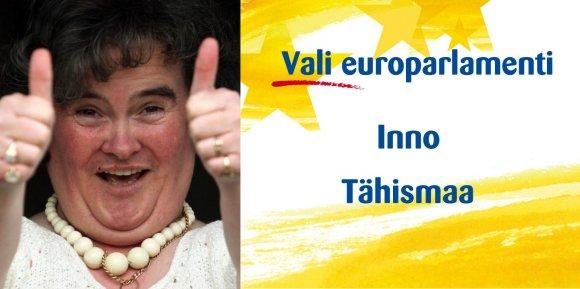 Inno Tähismaa Europarlamenti!