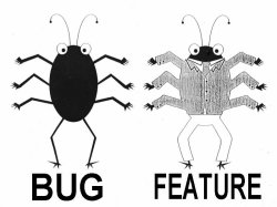 Bug - Feature