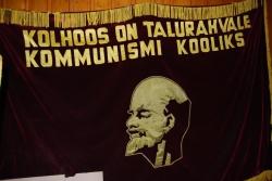 Kolhoos on talurahvale kommunismi kooliks