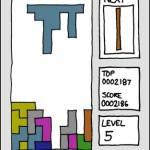 Taevalik Tetris