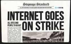 Interneti streik