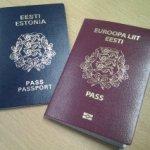 Eesti Vabariigi ja EU passid