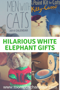 Hilarious White Elephant Gift Ideas