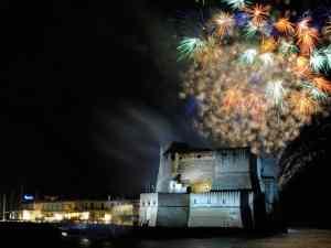 Capodanno in barca a vela a Napoli