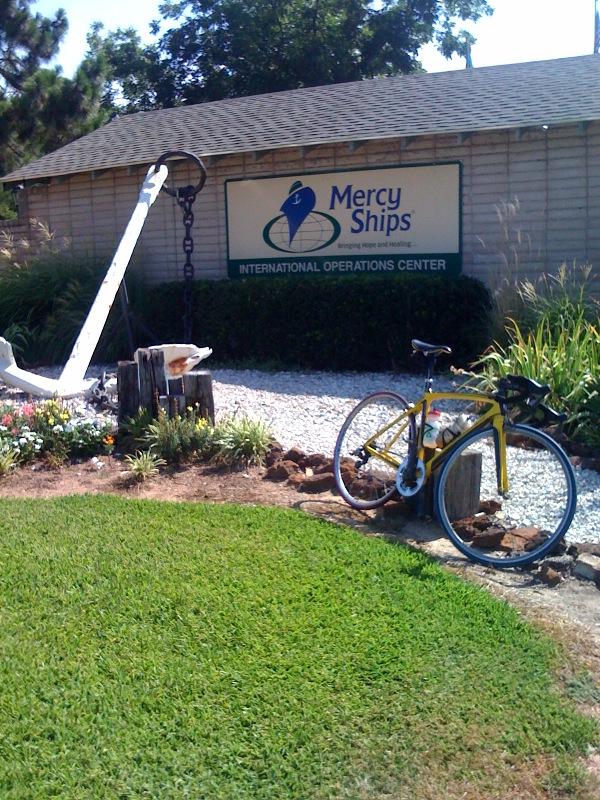 Mercy Ships Headquarters, near Tyler, Texas