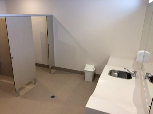 Baby Change Room