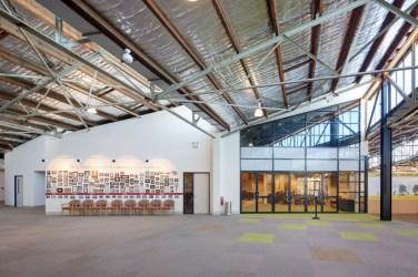 Auditorium Entry