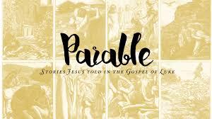 Parables April 2018